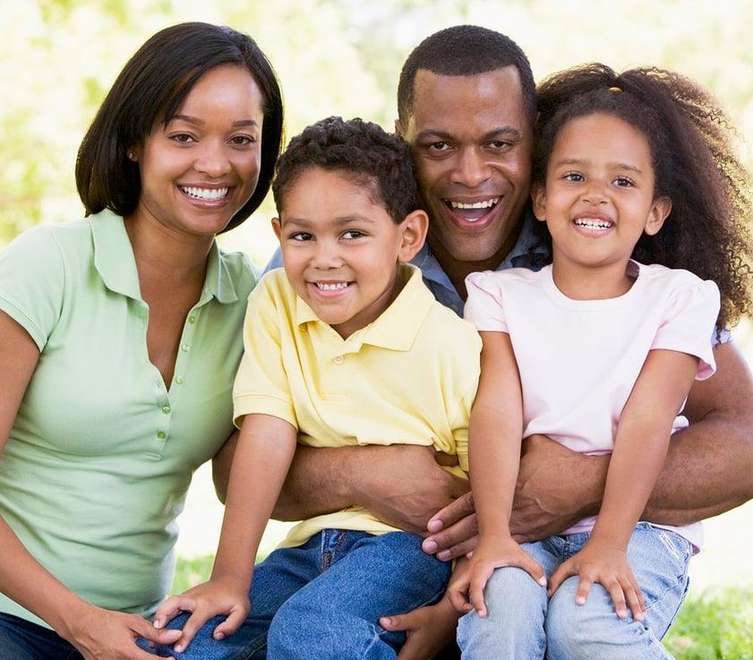 Black family1
